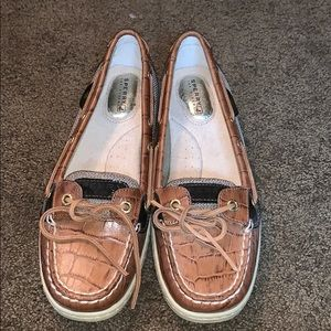 Women's Sperry Topsider Boat Shoe size 7.5